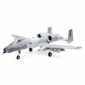 E-flite A10 Thunderbolt II 64mm EDF BNF Basc AS3X w/SAFE Select