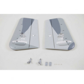 E-flite Fins and Rudders: A-10 Thunderbolt II 64mm EDF