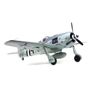 E-Flite Focke-Wulf Fw 190A 1.5m Smart BNF Basic with AS3X and SAFE Select Combo (Includes Battery)