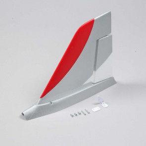 E-Flite Vertical Fin Assembly: Habu STS
