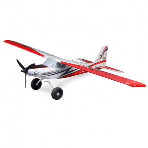 E-FLITE Turbo Timber Evolution 1.5m BNF Basic, includes Floats