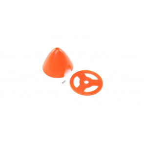 E-flite Spinner Orange: Carbon-Z Cub SS 2m