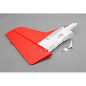 E-FLITE Vertical Tail with Hardware: Carbon-Z T-28