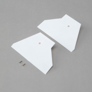 E-flite Lower Main Doors L&R with Screws: CZ T-28