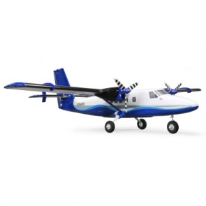 E-flite Twin Otter BNF Basic w/AS3X SAFE & Floats