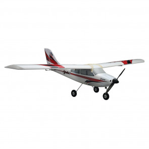E-flite Apprentice S 15e with SAFE Technology RTF with DXe Transmitter