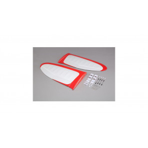 E-Flite Painted Wing Set Left & Right: Commander mDp 1.4m