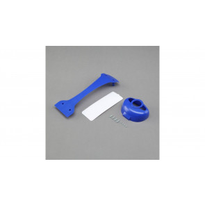 E-Flite Plastic Part Set (cowl door joiner): Valiant 1.3