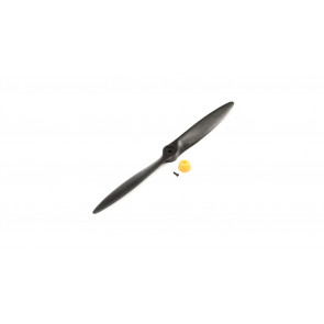 E-FLITE Prop and Spinner, 12 x 8: 1.2 Clipped Wing Cub
