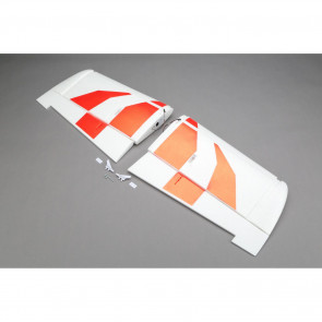 E-flite Wing Set with LED's: NIGHTvisionaire BNF Basic