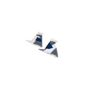 E-FLITE VERTICAL FIN SET: F-15 EAGLE 64MM EDF