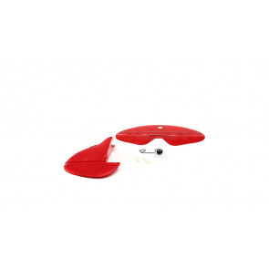 E-Flite Tail Set with Accessories: UMX Pitts S-1S