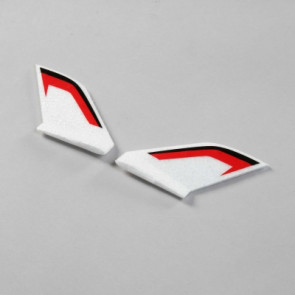 E-flite Vertical Fin Set: Ultrix
