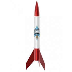 ESTES ROCKETS - ALPHA VI ESTES 60TH ANNIVERSARY MODEL ROCKET KIT, E2X