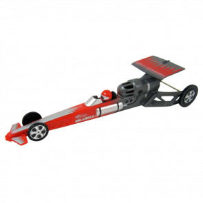 Estes Red Menace Blurzz Rocket Powered Dragster