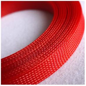 """Graves RC Expansion Wrap 1/4"""", 1ft, Red"""