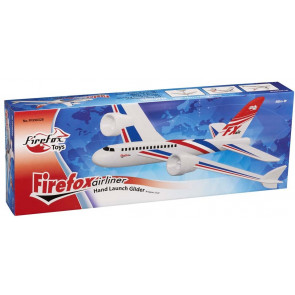 Firefox Toys Firefox Airliner Glider 25.5""