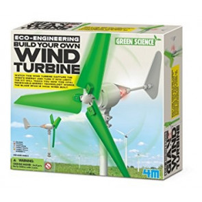 4M PROJECT KITS Wind Turbine Kit