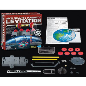 4M PROJECT KITS Anti-Gravity Magnetic Levitation Science Kit