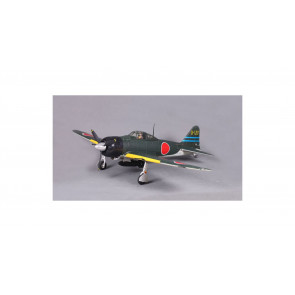 FMS A6M3 Zero Green PNP, 1400mm