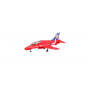 FMS BAE Hawk Red Arrow 80mm EDF PNP