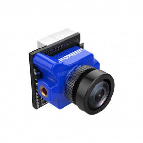 Foxeer Predator Micro V3 Super Race Camera 16:9/4:3 PAL/NTSC switchable Super WDR OSD 4ms Latency blue