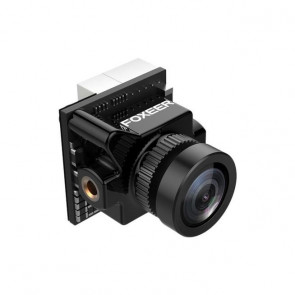 FOXEER PREDATOR MICRO V4 FPV CAMERA 1.8MM LENS PLUG VERSION BLACK