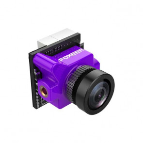 FOXEER PREDATOR MICRO V4 FPV CAMERA 1.8MM LENS PLUG VERSION PURPLE