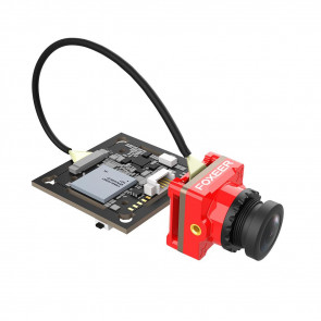 Foxeer MIX 2 1080P 60fps HD Action FPV Low latency Camera Red