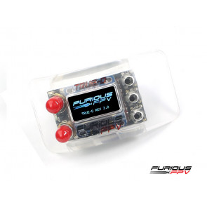 Furious True-D V3.5 Diversity Receiver System Firmware 3.8 - Clarity Redefined