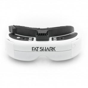 Fat Shark Dominator HDO FPV Goggles