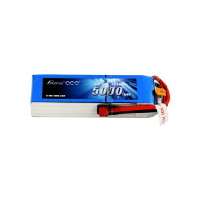 Gens ace 5000mAh 11.1V 45C 3S1P Lipo Battery with Deans plug