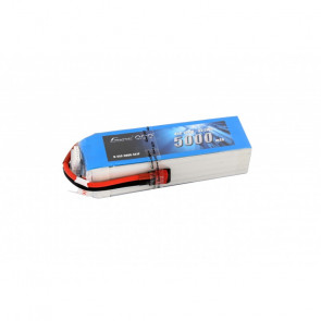 Gens ace 5000mAh 18.5V 45C 5S1P Lipo Battery with Deans plug