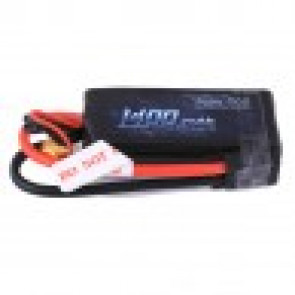 Gens ace 1400mAh 11.1V 50C 3S1P Lipo Battery Pack with Traxxas plug