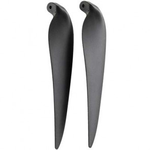 Great Planes Folding Propeller Blade Set 12x6.5""