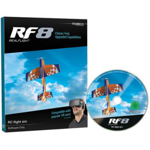 Great Planes RealFlight RF8 Software Only