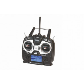 GRAUPNER mz-12 6 Channel 2.4GHz HoTT Transmitter