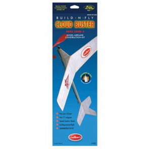 Guillow's Build n Fly Model Cloud Buster