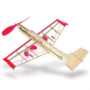 Guillow's Mini Model Rockstar Jet