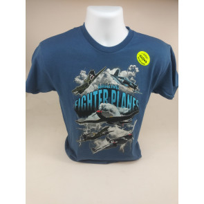 Graves RC Amazing Fighter Planes Shirt - Boys