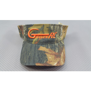 Graves RC Hobbies Camo Visor