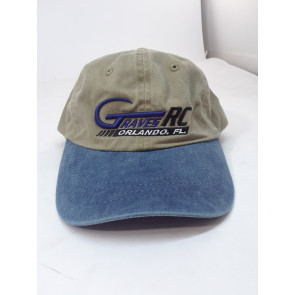 GRAVES RC NAVY GRAVES HAT (BRIM)