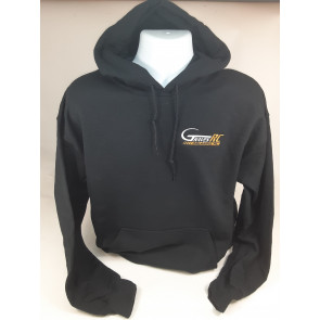 Graves RC Hobbies Grave Pullover Hoodie Embroidered - Black