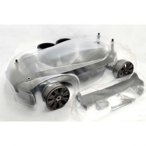 HoBao Racing 1/8 Hyper VTe, Clear Body, No ESC/Motor/Servo/Radio