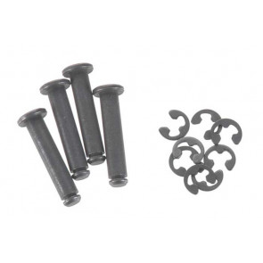 HPI Racing Flanged Shaft 3x13mm Wheely King (4)