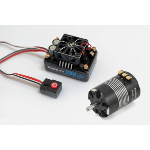 HOBBYWING - XR8 SCT PRO ESC COMBO WITH 3660SD (3600KV) SENSORED BRUSHLESS MOTOR