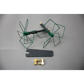 IBCrazy/Video Aerial Systems 2.4gHz Airblade Set LHCP