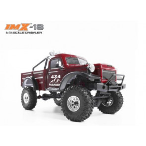 IMEX IMX-18 Habanero RTR 4WD 18th Scale Crawler - RED