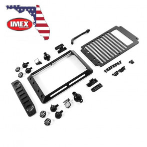 IMEX IMX-24 Magruder Molded Body Parts