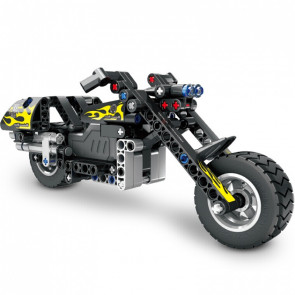 IMEX Tech Bricks Pull-Back Motorcycle